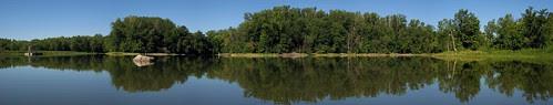 Parc de la Riviere des Mille îles, September 11, 2011