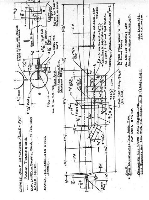 Jet Engine Plans