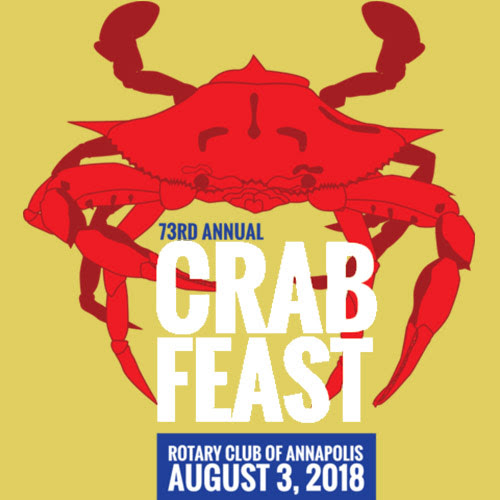 Visit Annapolis - 73rd Annual Rotary Club of Annapolis Crab Feast