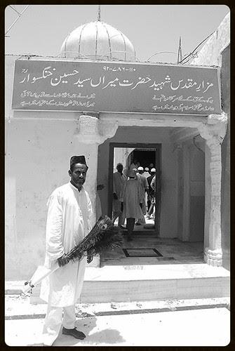 Taragadh Holy Shrine And Khadim Ramzan Ali Sab by firoze shakir photographerno1