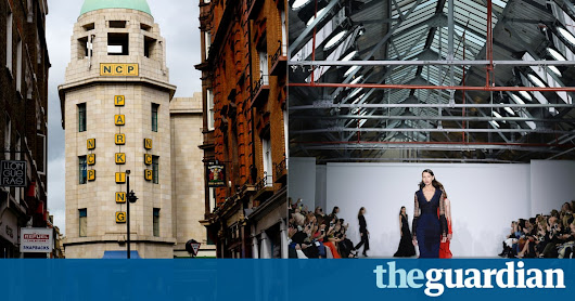 Location, location, location: the meaning behind London fashion week venues | Fashion | The Guardian