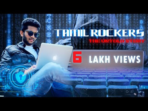 Tamilrockers - The Untold Story | 4K | Short Film 2018 | S.V.Rohit Kumar | HerVoice Productions -Must Watch it