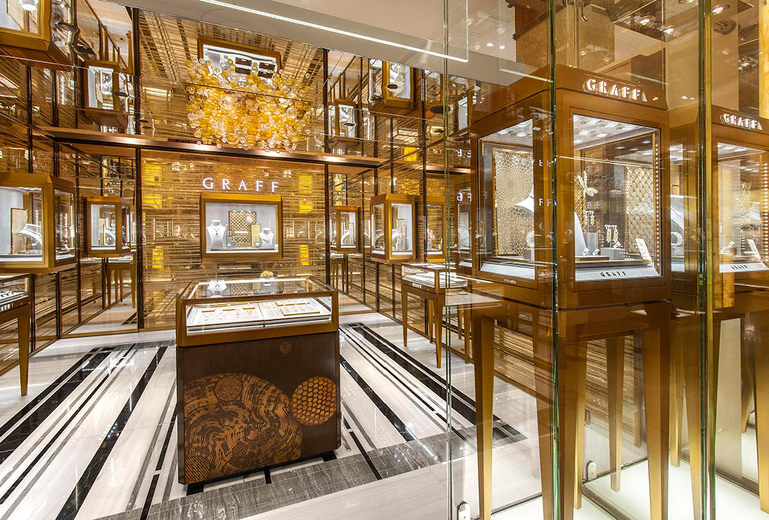 Jewelry Boutique Interior Design Contemporary Urban Home Ideas