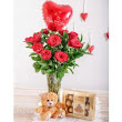 Valentine's Day Flowers & Gifts in South Africa | inMotion Flowers