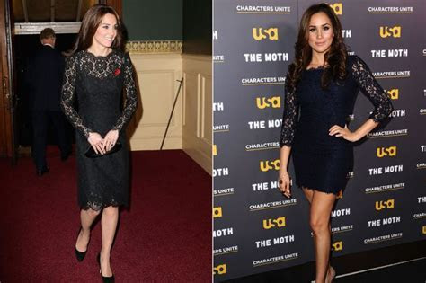Kate Middleton and Meghan Markle could be style sisters