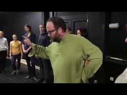 Egy videó a nyíregyházi Színházak Éjszakájáról