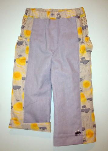 spider pants