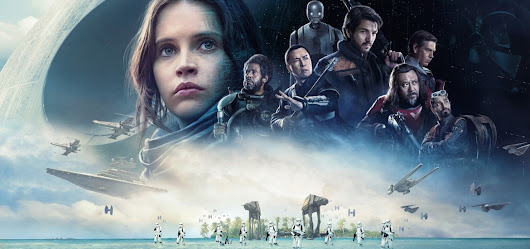 BOOK REVIEW: Rogue One – A Star Wars Story by Alexander Freed