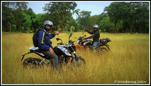 Ride to Srisailam - A Photo Blog