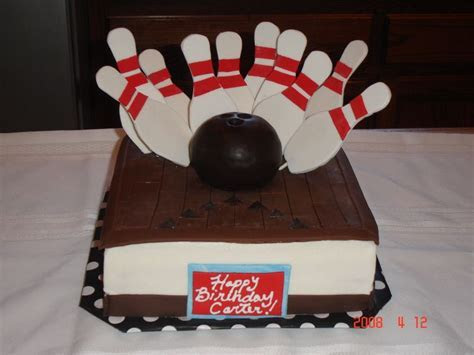 Bowling Cakes ? Decoration Ideas   Little Birthday Cakes