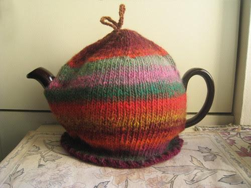 Simple Noro Tea Cozy