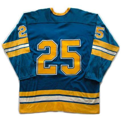 St Louis Blues 75-76 jersey, St Louis Blues 75-76 jersey