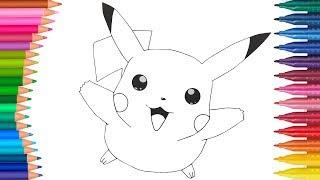 All Clip Of Pikachu Boyamaları Bhclipcom