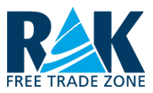 English: RAK FTZ Logo