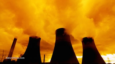Nuclear-Stacks-Smoke-Radiation
