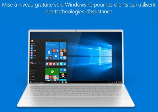 Windows 10 : mise à jour gratuite encore possible ! - TuToZine