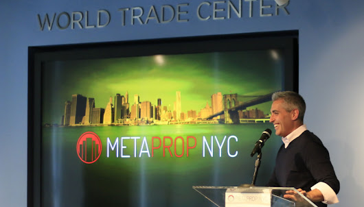 Cushman & Wakefield partners with Metaprop NYC | Real Estate Weekly