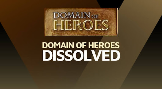 Domain of Heroes and Tandem Games dissolved