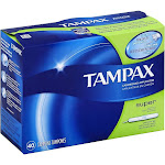 Tampax Super Size 40s -PACK 3