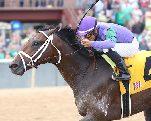 Magnum Moon Eclipses Foes In G2 Rebel | Thoroughbred Racing Dudes