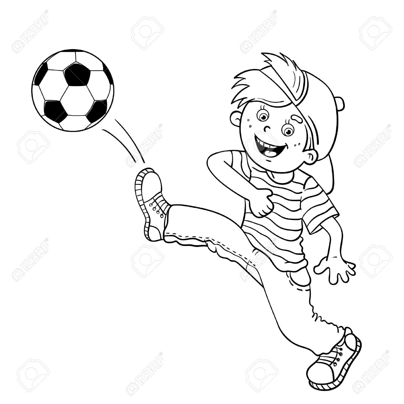 Small Soccer Ball Drawing at GetDrawings.com  Free for personal use Small Soccer Ball Drawing