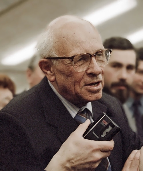 Andrei Sakharov - father of the hydrogen bomb - Russian Personalities