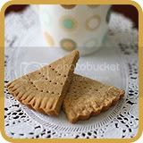 Coffee & Wheat Shortbread