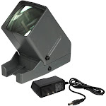 Zuma SV-3 LED 35mm Film Slide Viewer with AC Adapter + Cleaning Cloths