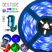 Bluetooth LED Strip RGB Led Light Tape SMD 2835 DC12V Waterproof