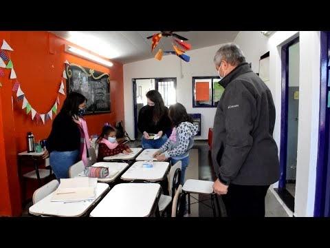 """El """"Club de Tareas"""": Un espacio que dá clases de ayuda escolar primaria gratis"""