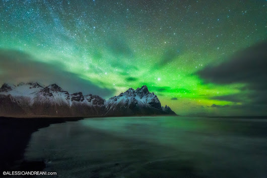 How to photograph the Northern Lights - Alessio Andreani