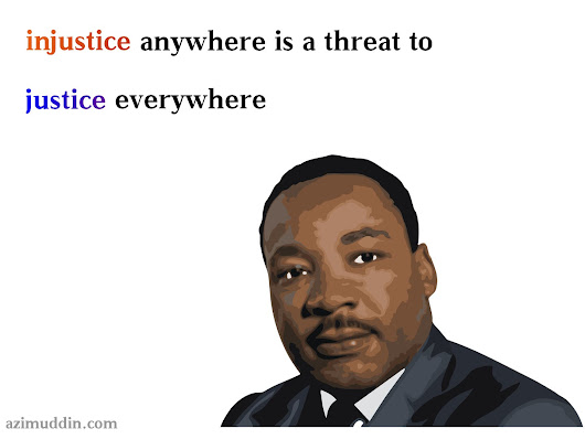 Quotes of martin luther king