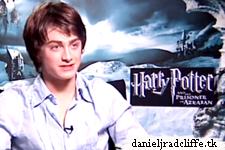 Harry Potter and the Prisoner of Azkaban press junket interviews