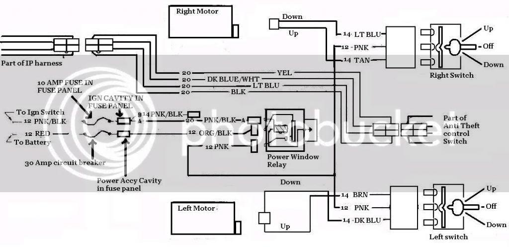 [DIAGRAM] 1074 Corvette Power Windows Wiring Diagram FULL ...
