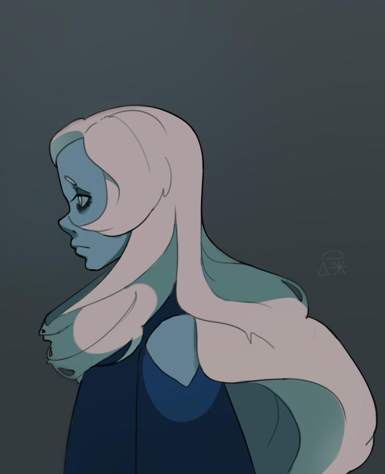 my dear diamond…