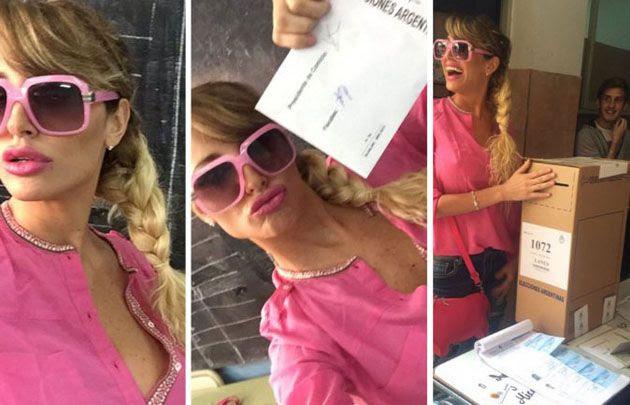 Y bue.... | Voto y producción de Vicky Xipolitakis en el cuarto ...