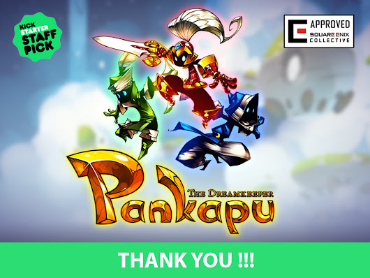 Pankapu: the Dreamkeeper by Too Kind Studio — Kickstarter