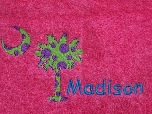 Hand Towel/Golf Towel/Baby Burp Cloth