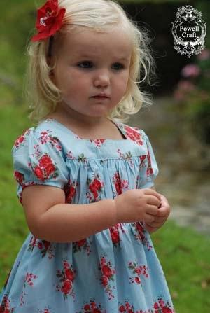 Dashin Fashion Children's Clothing Blog: Powell Craft ...
