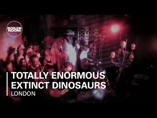 Totally Enormous Extinct Dinosaurs - BOILER ROOM