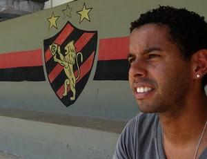 diogo sport (Foto: Elton de Castro / GloboEsporte.com)