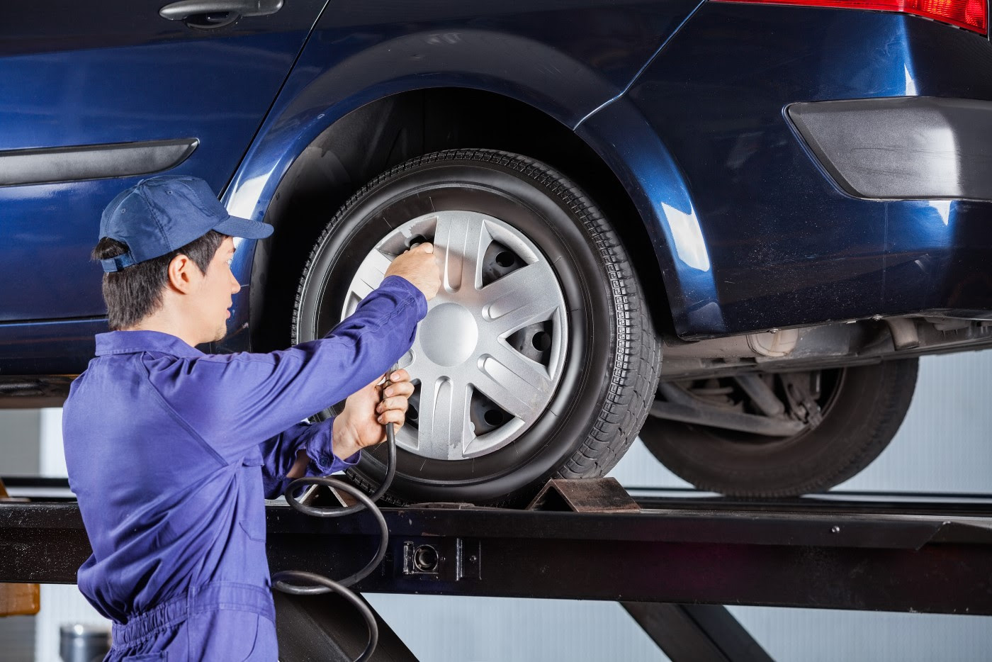 Bmw Repair When To Repair Tires Or To Replace It Laguna Niguel Auto Center