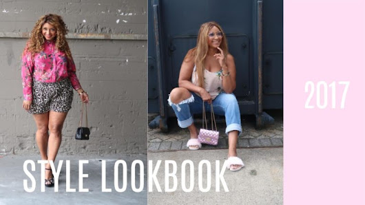 STYLE LOOKBOOK | THE CURVY CHAPTER