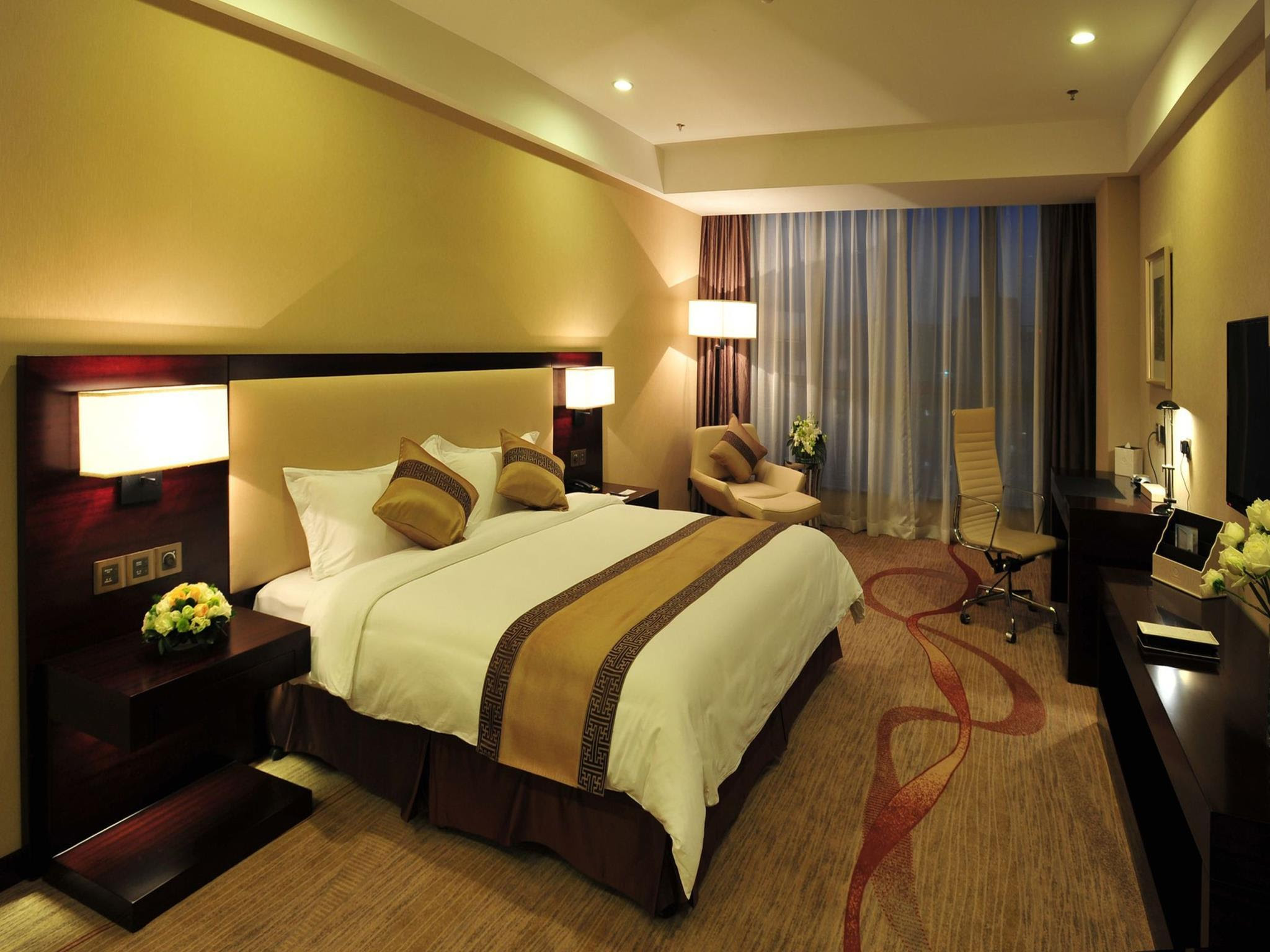 Review Shenyang NEU International Hotel