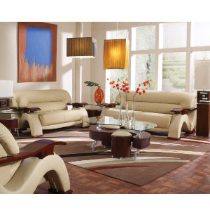 Wave Collection | Leather Furniture Sets | Living Rooms ...