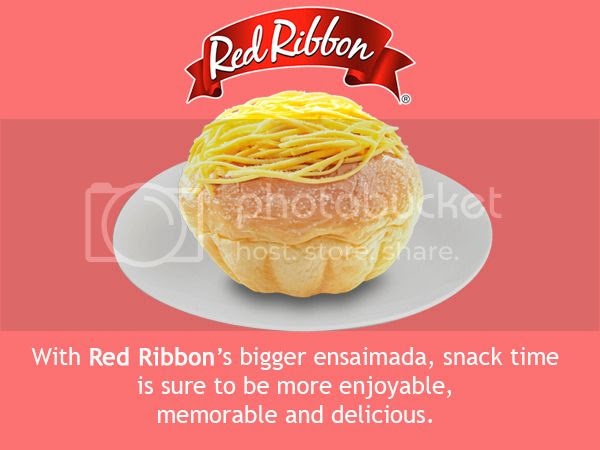 Red Ribbon Ensaimadas is Bigger, Better and Cheesier