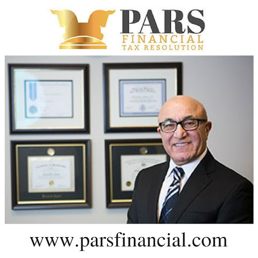 Best Tax Specialist Services California Receive the maximum possible outcome from your return with the best tax specialist consultant services at Pars Financial of California. Email us at mafshar@parsfinancial.co... for more details or just visit us at http://www.parsfinancial.com/.