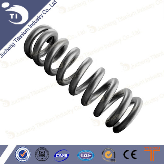 China GR5 Titanium Spring For Bike Bicycle Manufacturers, Suppliers, Factory, Wholesale - Products - Baoji Jucheng Titanium Industry Co.,Ltd