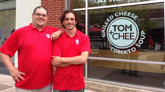 'Shark Tank'-funded grilled cheese restaurant to open in Carrboro - Triangle Business Journal