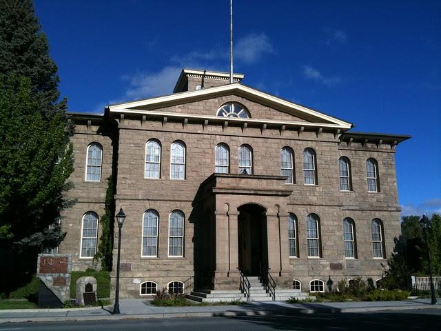 Nevada Historical Landmark #196